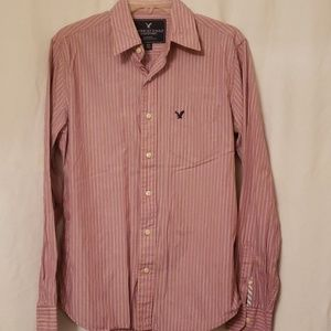 American Eagle button-down